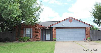 Corinth Single Family Home For Sale: 3611 Fairview Drive