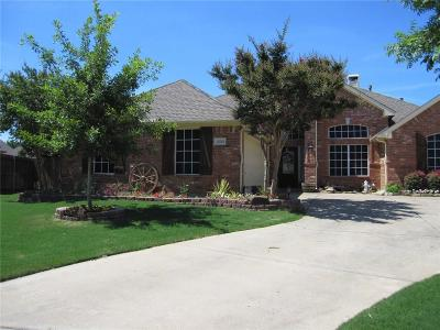 Keller Single Family Home Active Option Contract: 1200 Clear Springs Drive