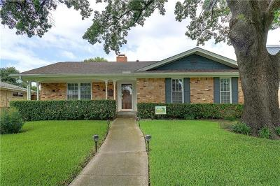 Dallas County Single Family Home For Sale: 1324 Comanche Drive