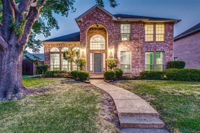 Single Family Home For Sale: 3831 Granbury Drive