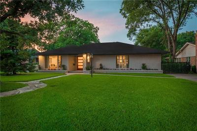 Dallas, Fort Worth Single Family Home For Sale: 831 W Greenbriar Lane