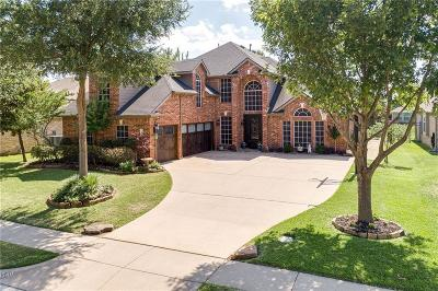 Keller Single Family Home For Sale: 1540 Spring Lake Drive