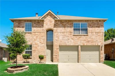 Single Family Home Active Option Contract: 8700 Gaines Drive