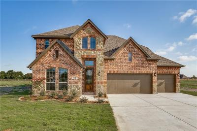 Blue Ridge Single Family Home For Sale: 744 Arbor Hills Trail