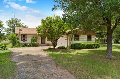 Wills Point Single Family Home Active Option Contract: 2653 Vz County Road 3804