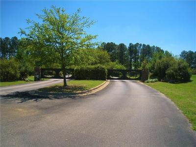 Athens Residential Lots & Land For Sale: 5550 Saddle Ridge Court