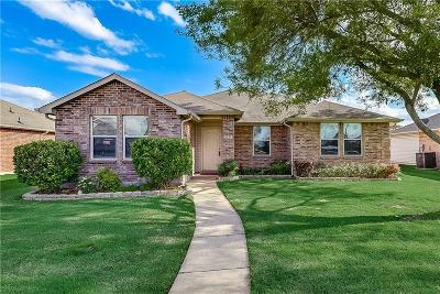 Rockwall Single Family Home Active Option Contract: 2999 Fallbrook Drive
