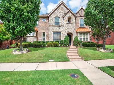 Frisco Single Family Home Active Option Contract: 12641 Flanders Drive