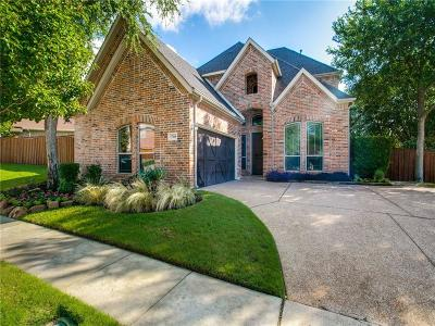 Euless Single Family Home Active Option Contract: 1700 Lake Eden Drive