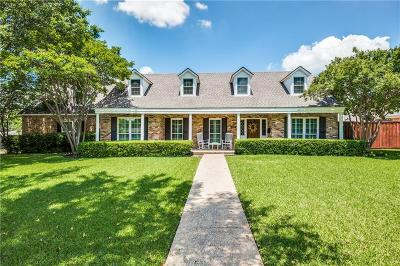 Dallas Single Family Home For Sale: 4007 Alta Vista Lane