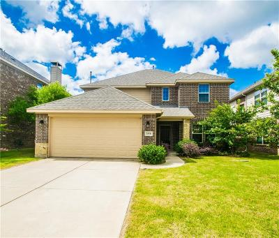 Little Elm Single Family Home For Sale: 2416 Jill Creek Drive