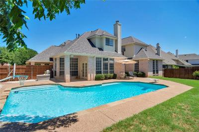Colleyville Single Family Home For Sale: 123 Mill Valley Drive