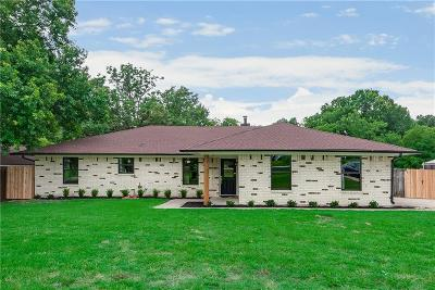 Wylie Single Family Home For Sale: 2825 Vinson Road
