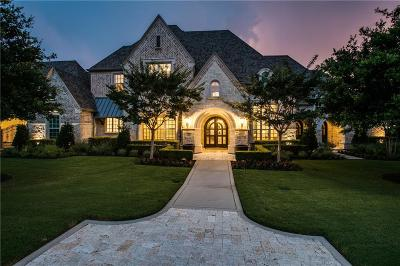 McKinney Single Family Home Active Contingent: 1105 Stone Cottage Lane