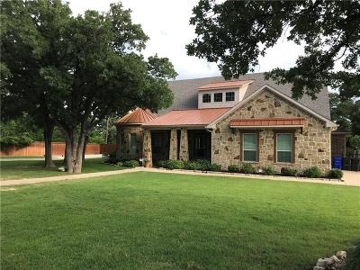 Colleyville Single Family Home Active Option Contract: 707 W Ld Lockett Road