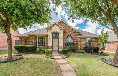 Garland Single Family Home Active Option Contract: 5309 Viewside Drive