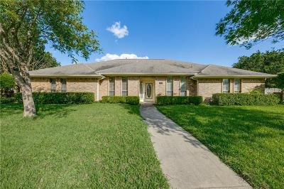Duncanville Single Family Home Active Option Contract: 1726 Beaver Creek Place