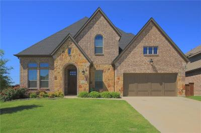 Roanoke TX Single Family Home For Sale: $569,000