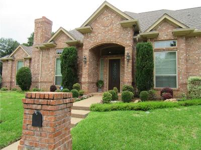 Arlington Single Family Home Active Option Contract: 5412 Moorewood Drive