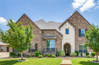 Prosper Single Family Home For Sale: 1070 Jessica Lane