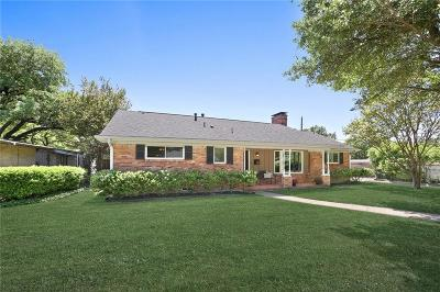 Single Family Home Active Option Contract: 815 Overglen Drive