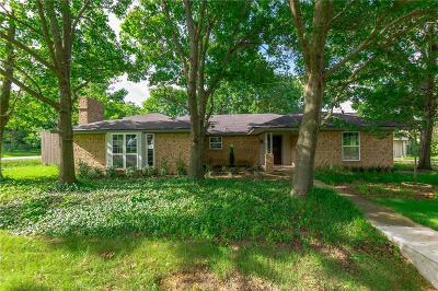 Kennedale Single Family Home Active Option Contract: 401 W 3rd Street