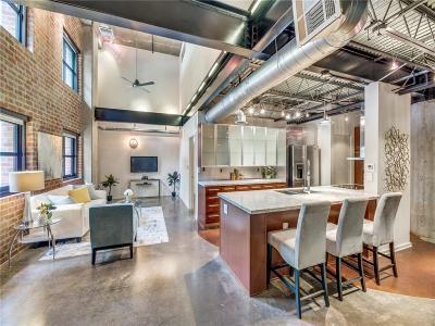 Dallas Condo For Sale: 3110 Thomas Avenue #111