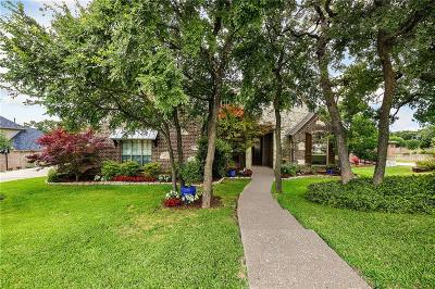 Keller Single Family Home For Sale: 1900 Mason Lane