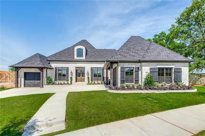 Southlake Single Family Home For Sale: 604 Winding Ridge Trail