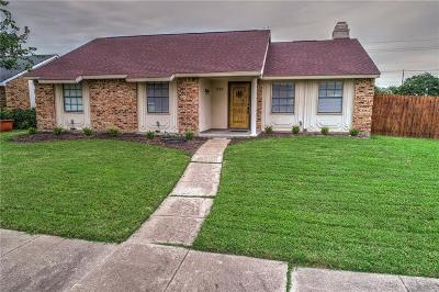 Garland Single Family Home For Sale: 1502 Gelene Court