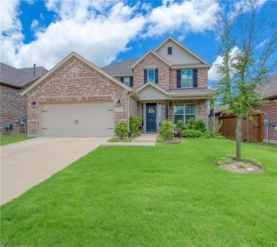 McKinney Single Family Home Active Option Contract: 1308 Caney Creek Lane
