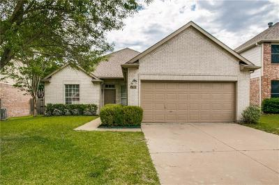 Plano Single Family Home Active Option Contract: 9612 Gold Hills Drive