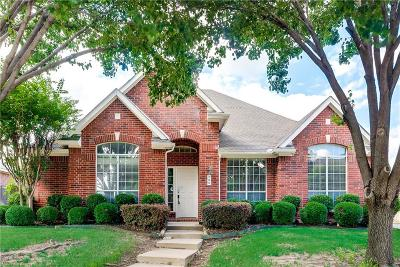 Keller Single Family Home For Sale: 705 Waters Edge