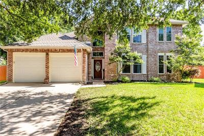 Single Family Home Active Option Contract: 5321 Fort Concho Drive
