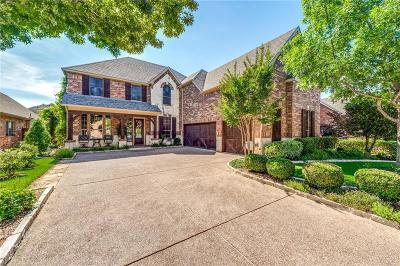 Colleyville Single Family Home For Sale: 5834 Crescent Lane