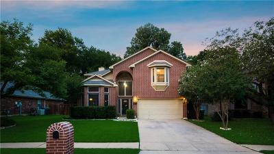 Flower Mound Single Family Home For Sale: 2724 Ridgemere Drive