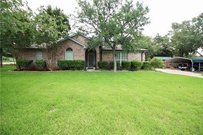 Weatherford Single Family Home For Sale: 167 W Ranch Lane