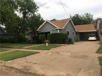 Young County Single Family Home For Sale: 412 N Ave F