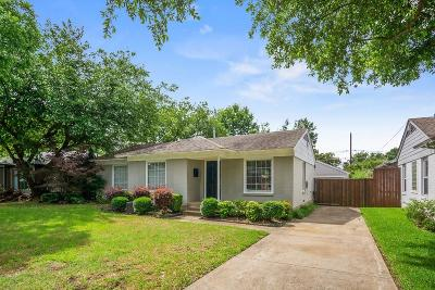 Single Family Home For Sale: 4140 Saranac Drive