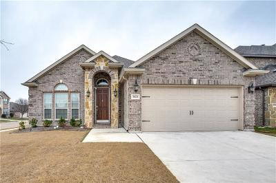 Single Family Home For Sale: 1624 Scarlet Crown Drive