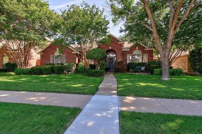 Frisco Single Family Home For Sale: 11116 New Orleans Drive