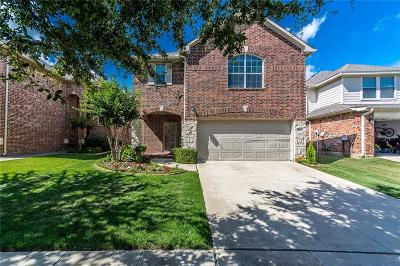 Lantana Single Family Home Active Option Contract: 320 Conroe Circle
