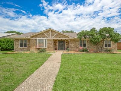 Carrollton Single Family Home For Sale: 1609 Valleycrest Lane