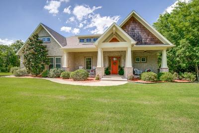 Rockwall Single Family Home For Sale: 462 St Michaels Way