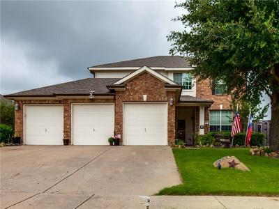 Wylie Single Family Home Active Contingent: 1303 Valley Stream Drive