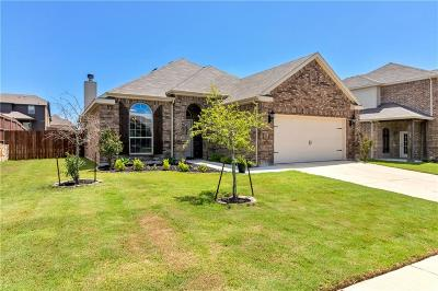 Weatherford Single Family Home For Sale: 1548 Signature Drive