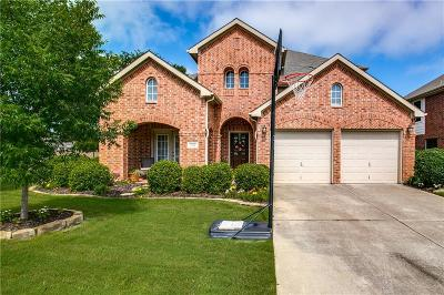 Keller Single Family Home For Sale: 1212 Whispering Oaks Drive