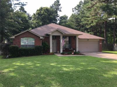 Tyler Single Family Home For Sale: 12227 Cross Fence Trail