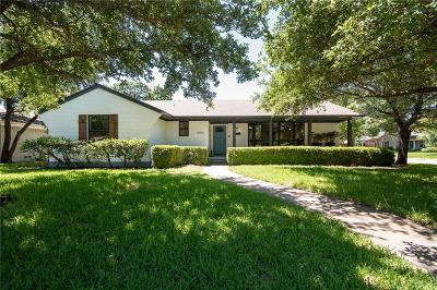 Dallas County Single Family Home For Sale: 10406 Yorkford Drive