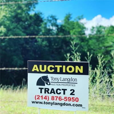 Cooke County Farm & Ranch For Sale: 2027 County Road 122 A